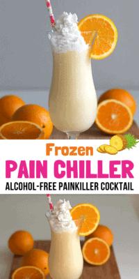 Pain Chiller Painkiller Cocktail Recipe