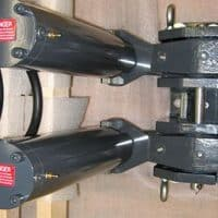 Johnson Industries 3836HX series Industrial hydraulic brakes