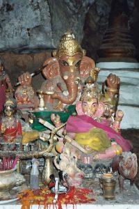 Ganesha statue in Wat Khao Pun cave
