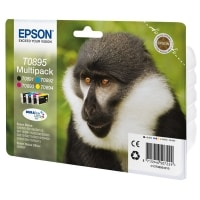 Epson T0895 Multipack cartridge