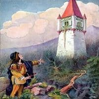 Rapunzel Story Brothers Grimm