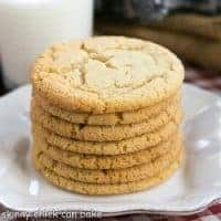 Butterscotch Cookies featured image