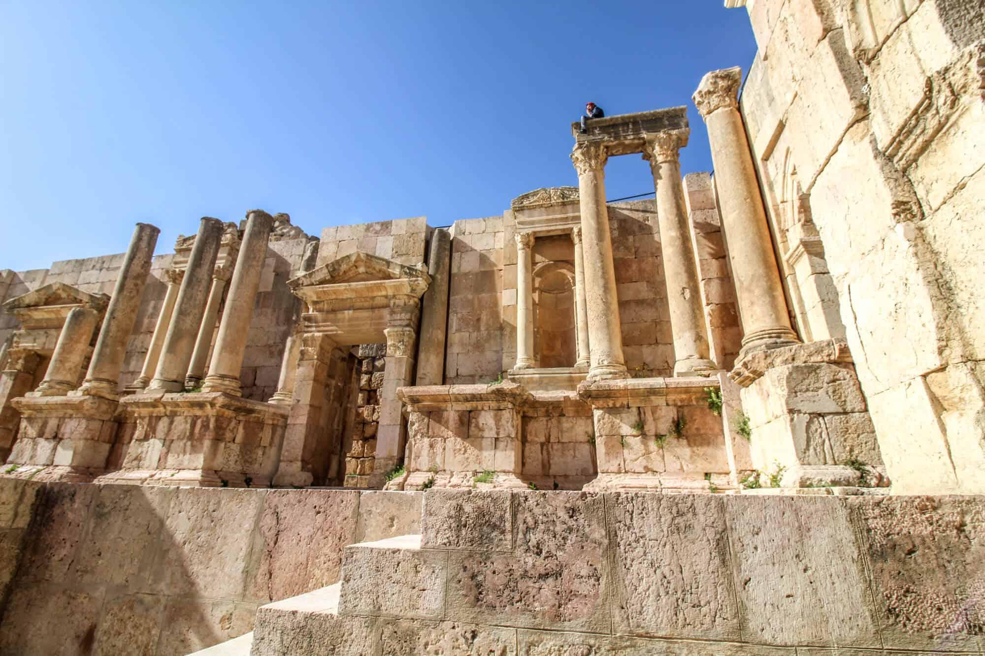 Theater Jerash