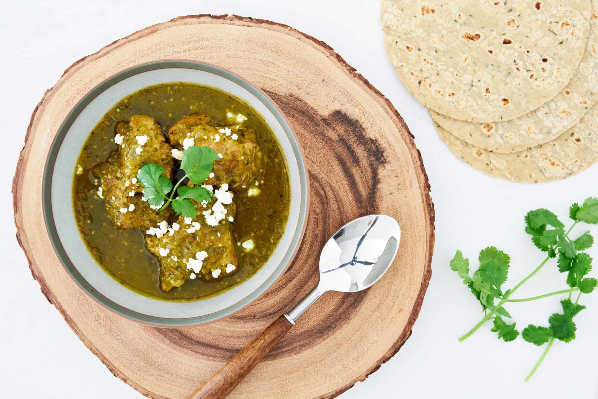 This Chile Verde recipe includes a few simple tricks to turn a few simple ingredients into this mouthwatering stew.