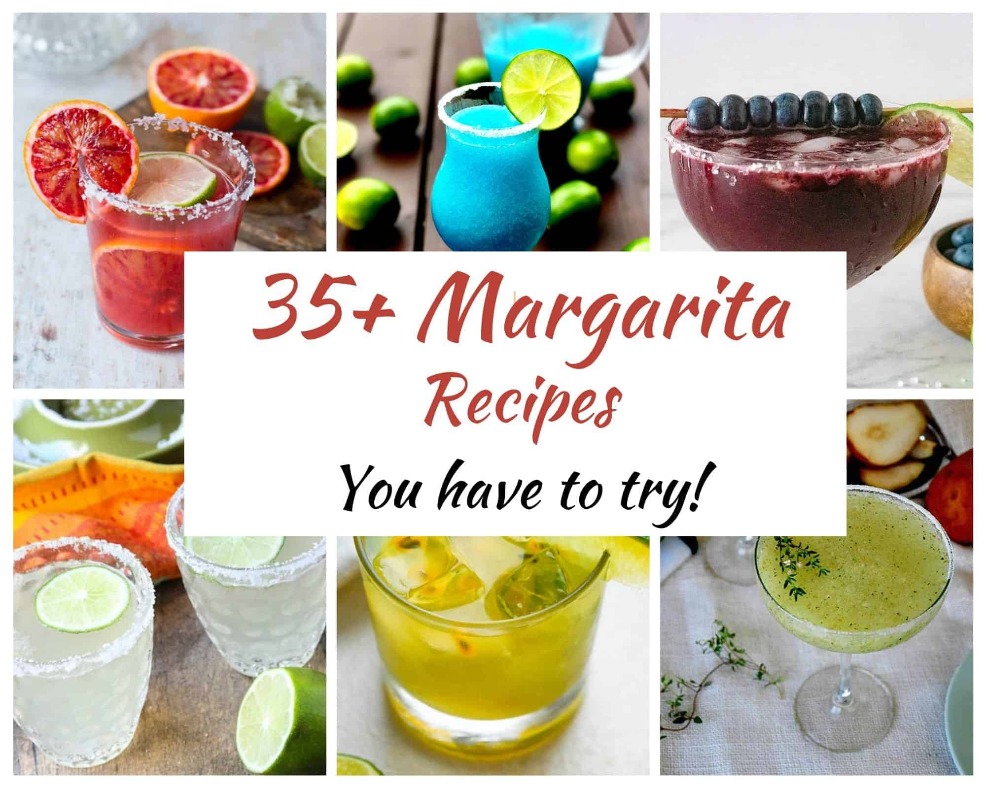 Margarita Recips