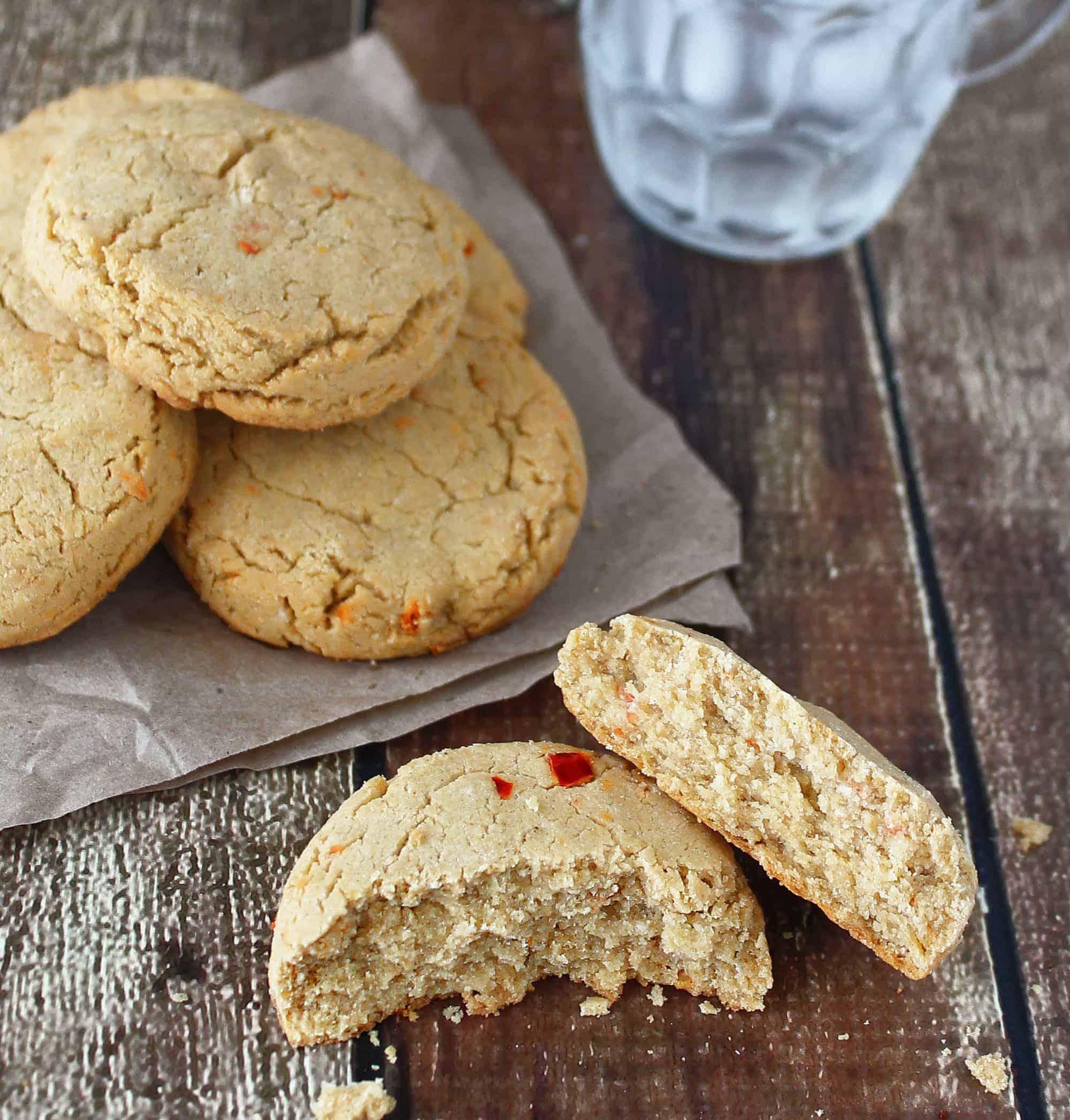 Hummus Biscuits
