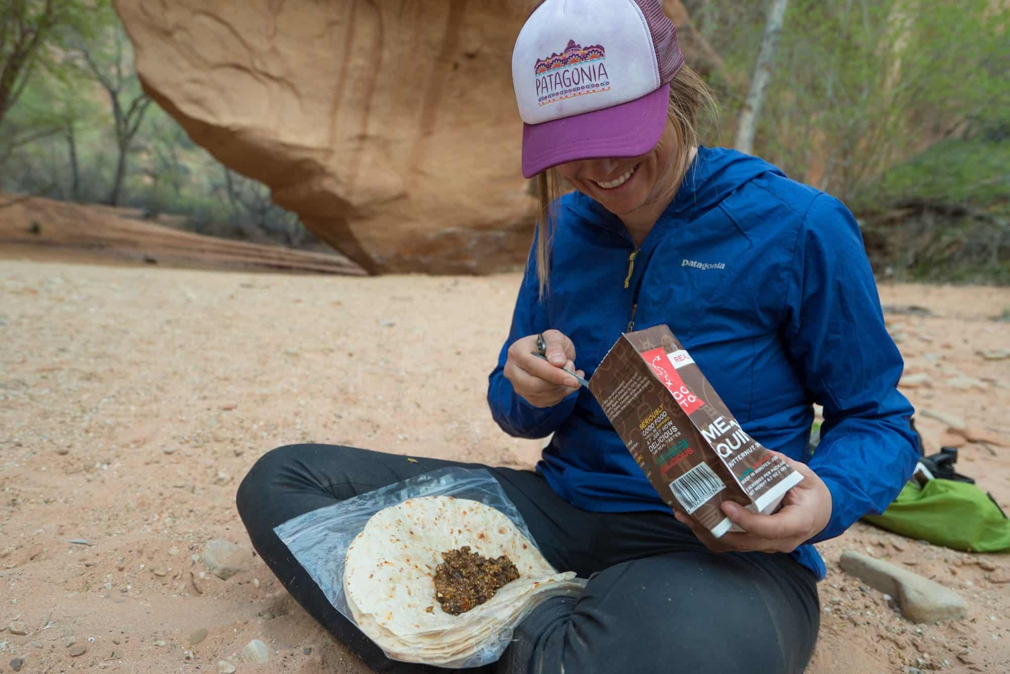 The practical guide on what to pack for a day hike based on the gear we really take on the trail. From the right hiking layers, to a comfortable pack, to healthy snacks and more, here are our favorite day hiking essentials.