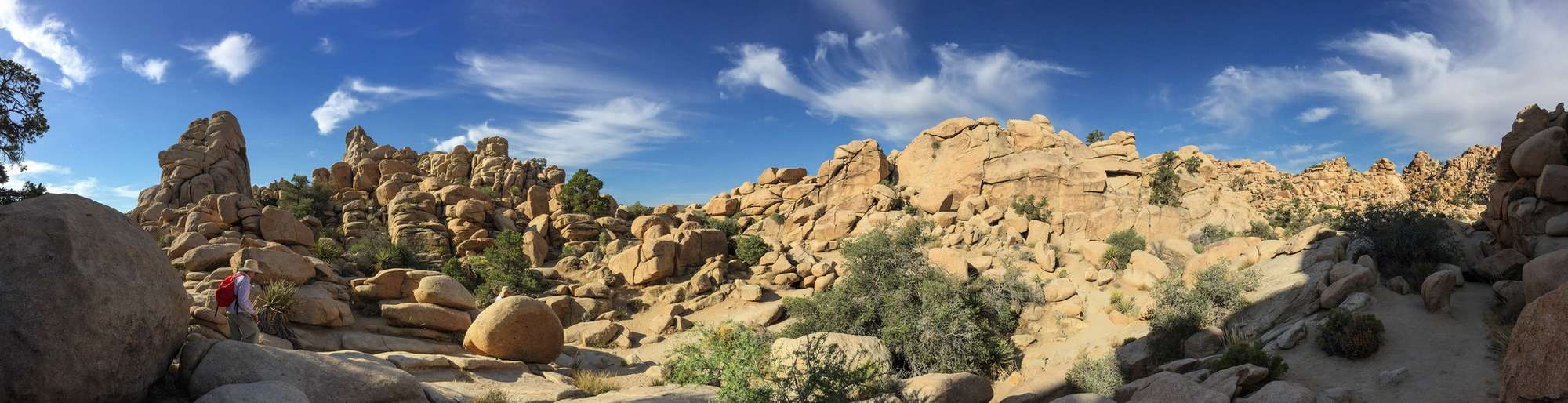 Headed to Joshua Tree National Park for the first time? Here's details on the 3 best Joshua Tree hikes, plus info on where to stay during your trip. // Hidden Valley