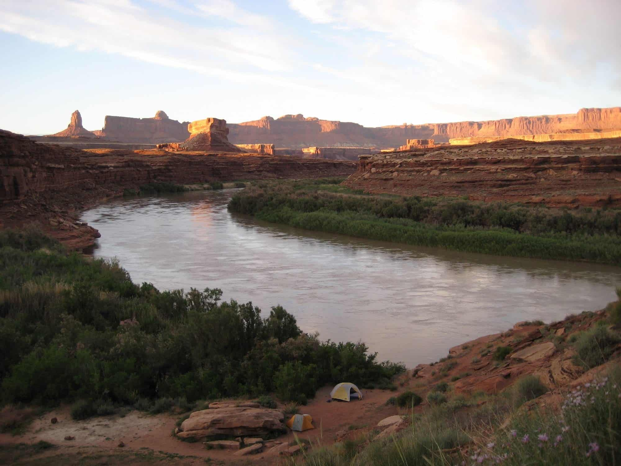 best Moab Campgrounds