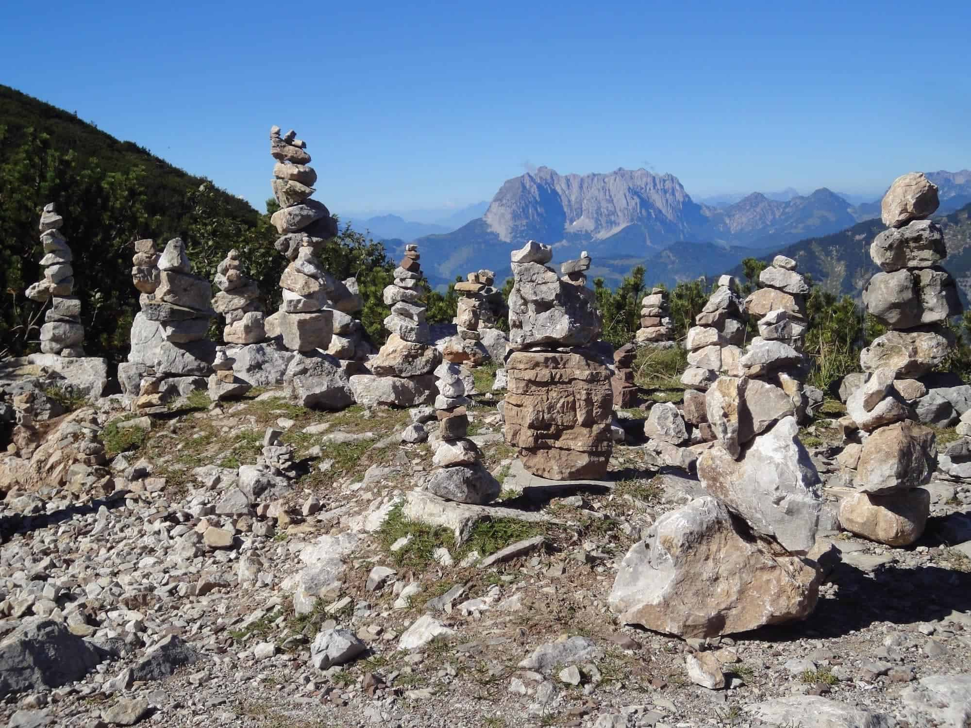 What are those funny rock structures? Understand the importance of rock cairns, who builds them, what they are and aren't for, and how to properly use them.