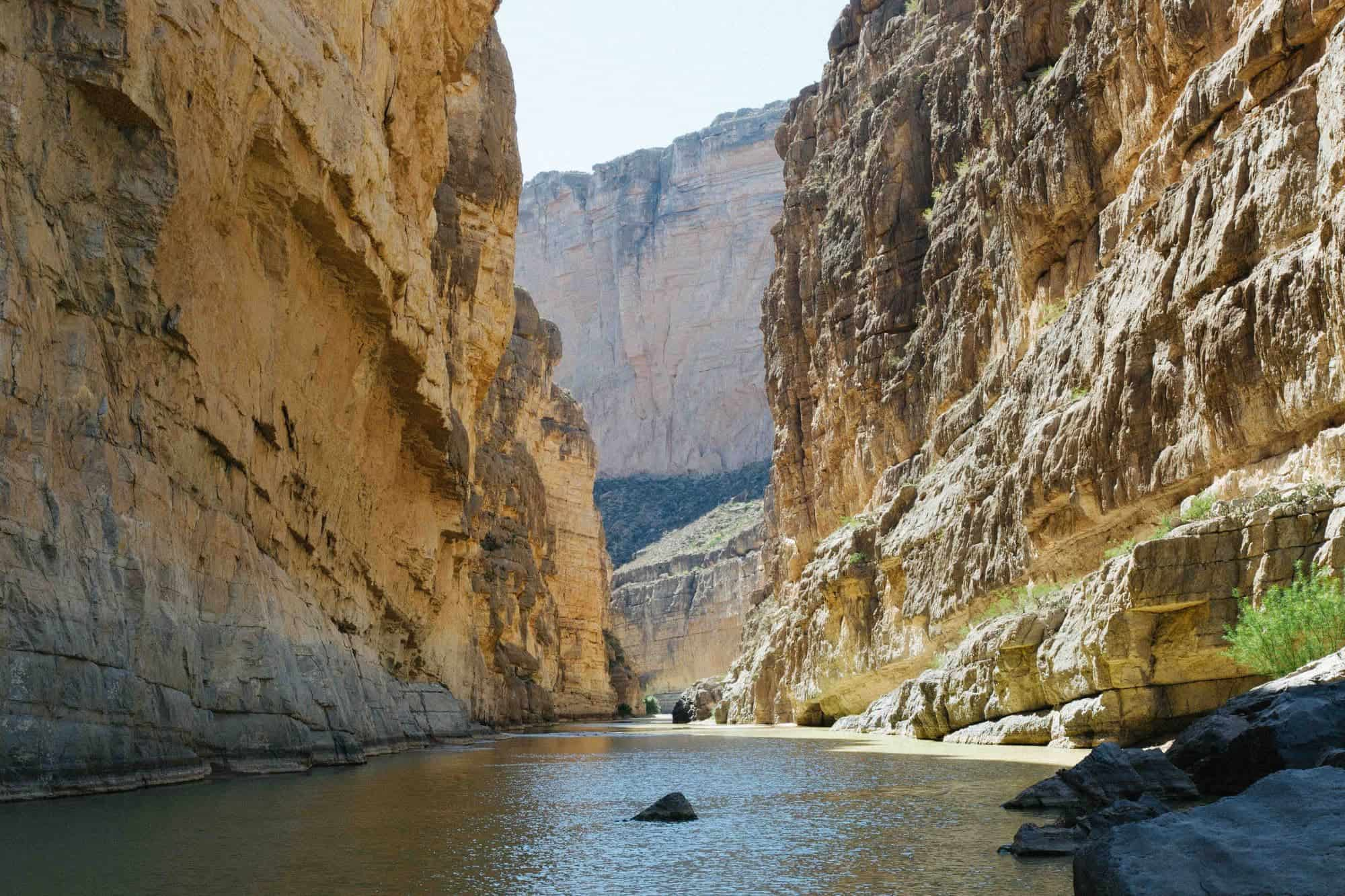 Big Bend National Park // Hit the slopes or cruise the coast with our list of 12 winter destinations for outdoor adventure, perfect for the sun-seeker and snow-lover alike.