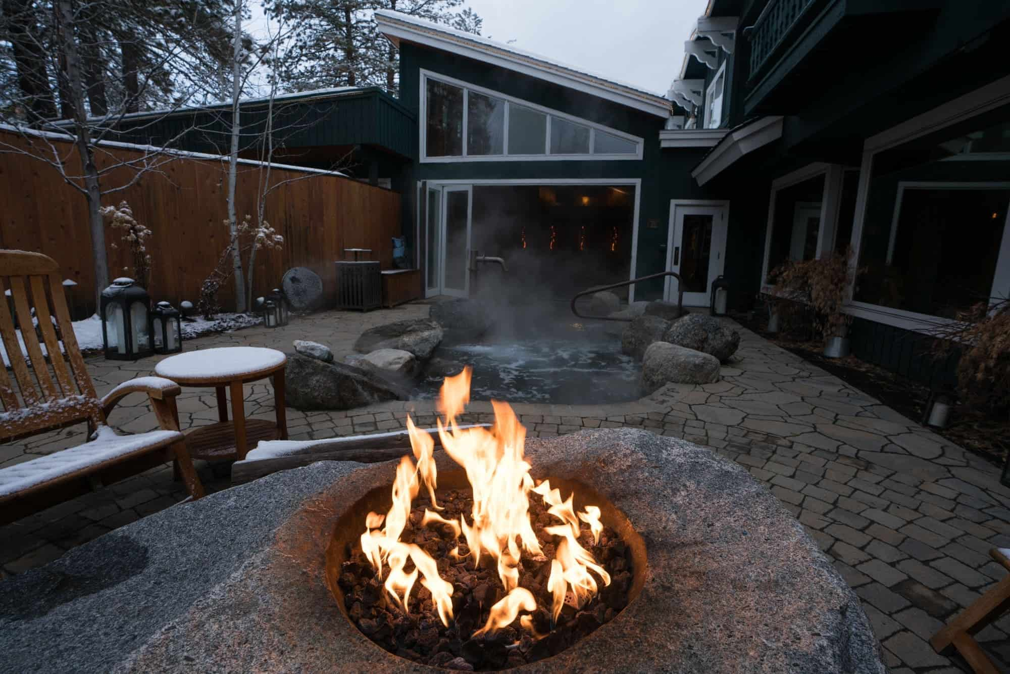 The Cove at Shore Lodge in McCall Idaho