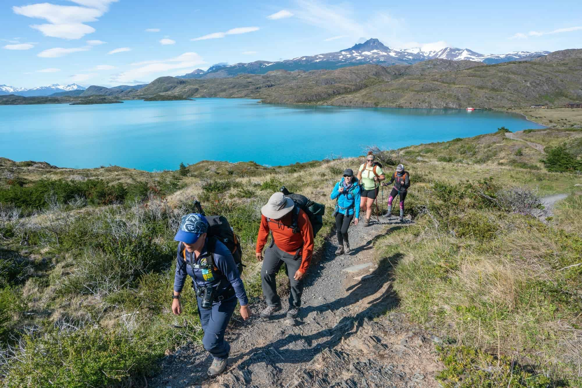 Want to hike the W Trek in Torres Del Paine? Use our guide to plan this bucket-list trail in Patagonia complete with itinerary, gear, and campsite tips.