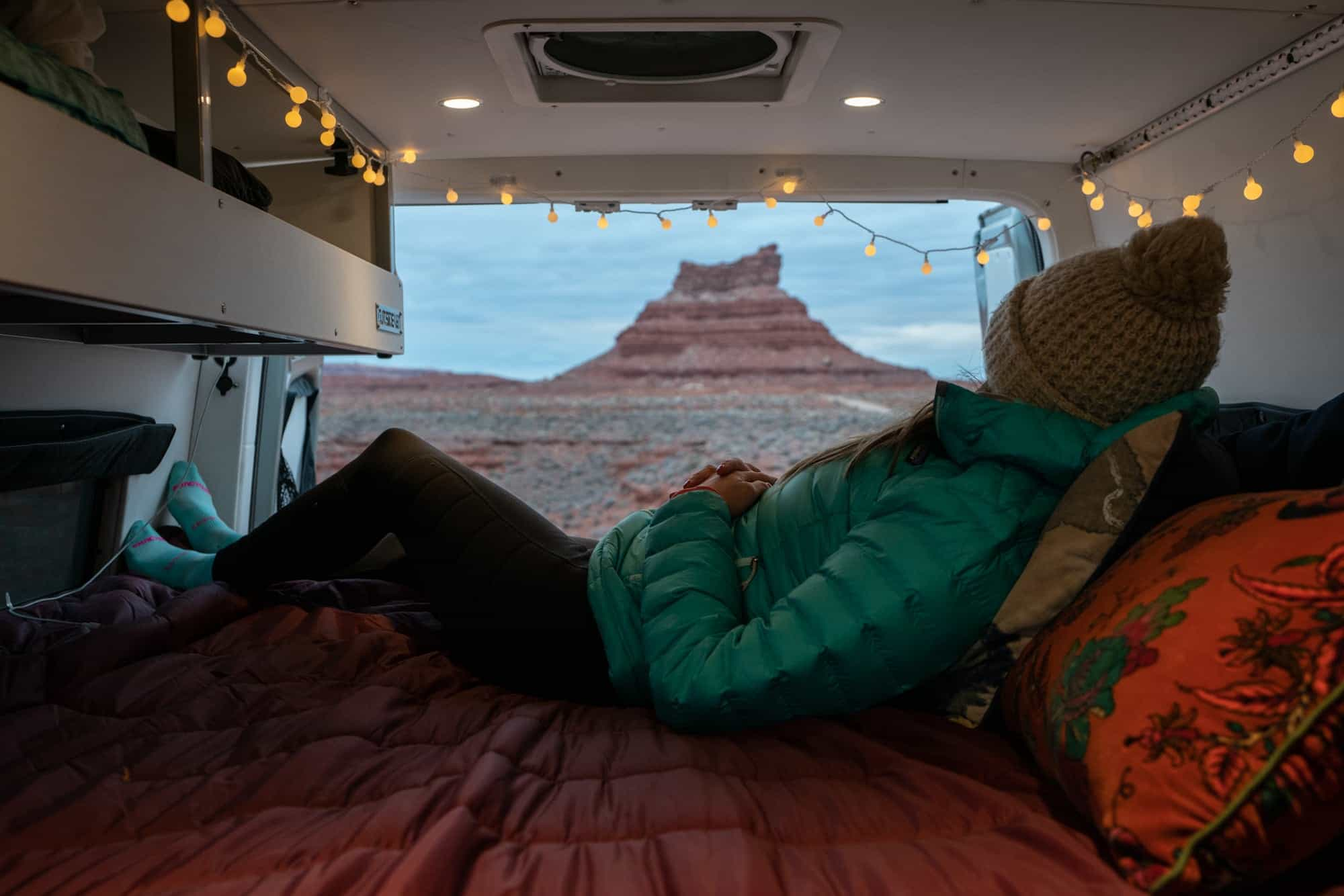 Packing for van life? Learn what clothes you need with this van life clothing checklist.