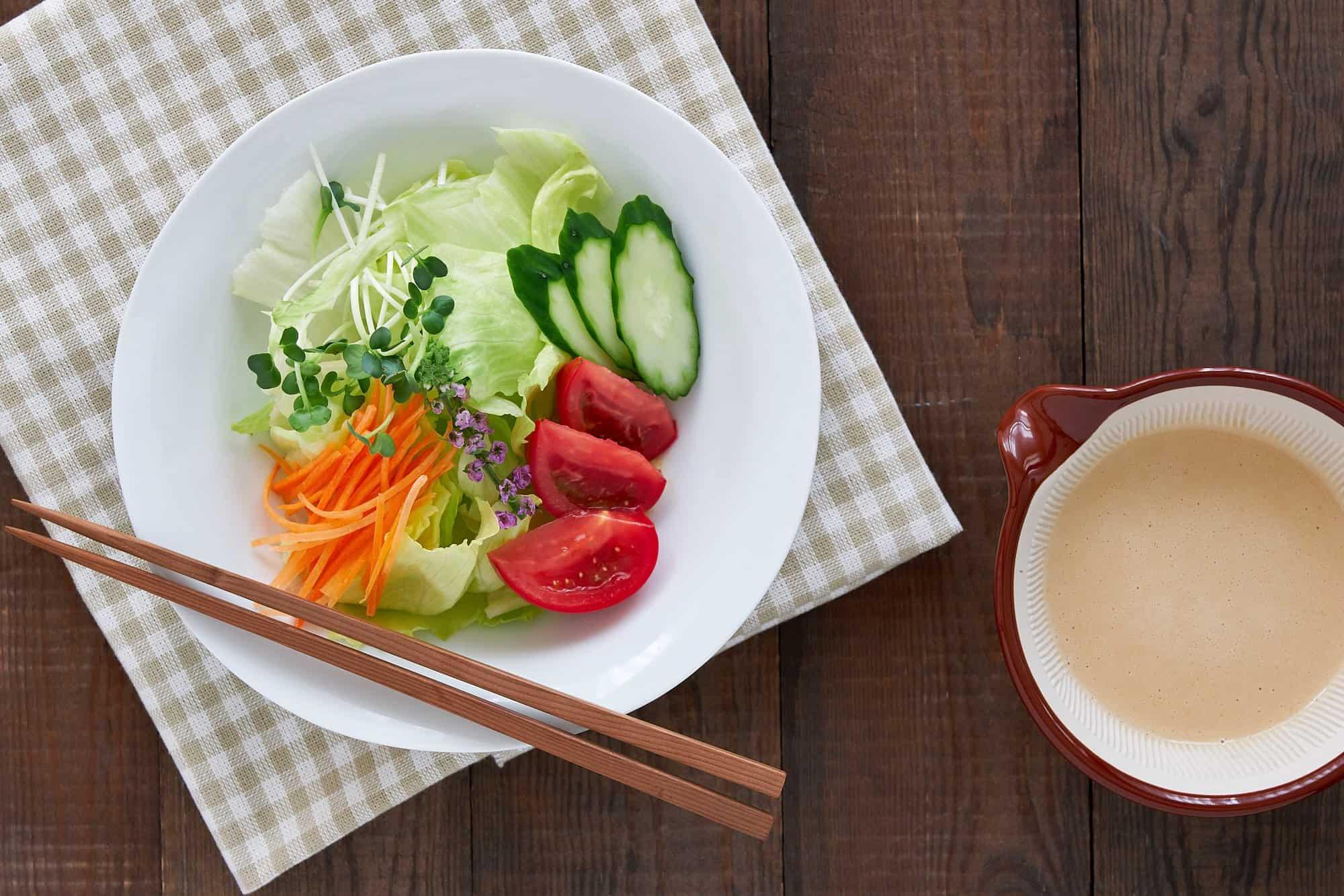 sesame wafu dressing recipe japanese restaurantstyle dressing