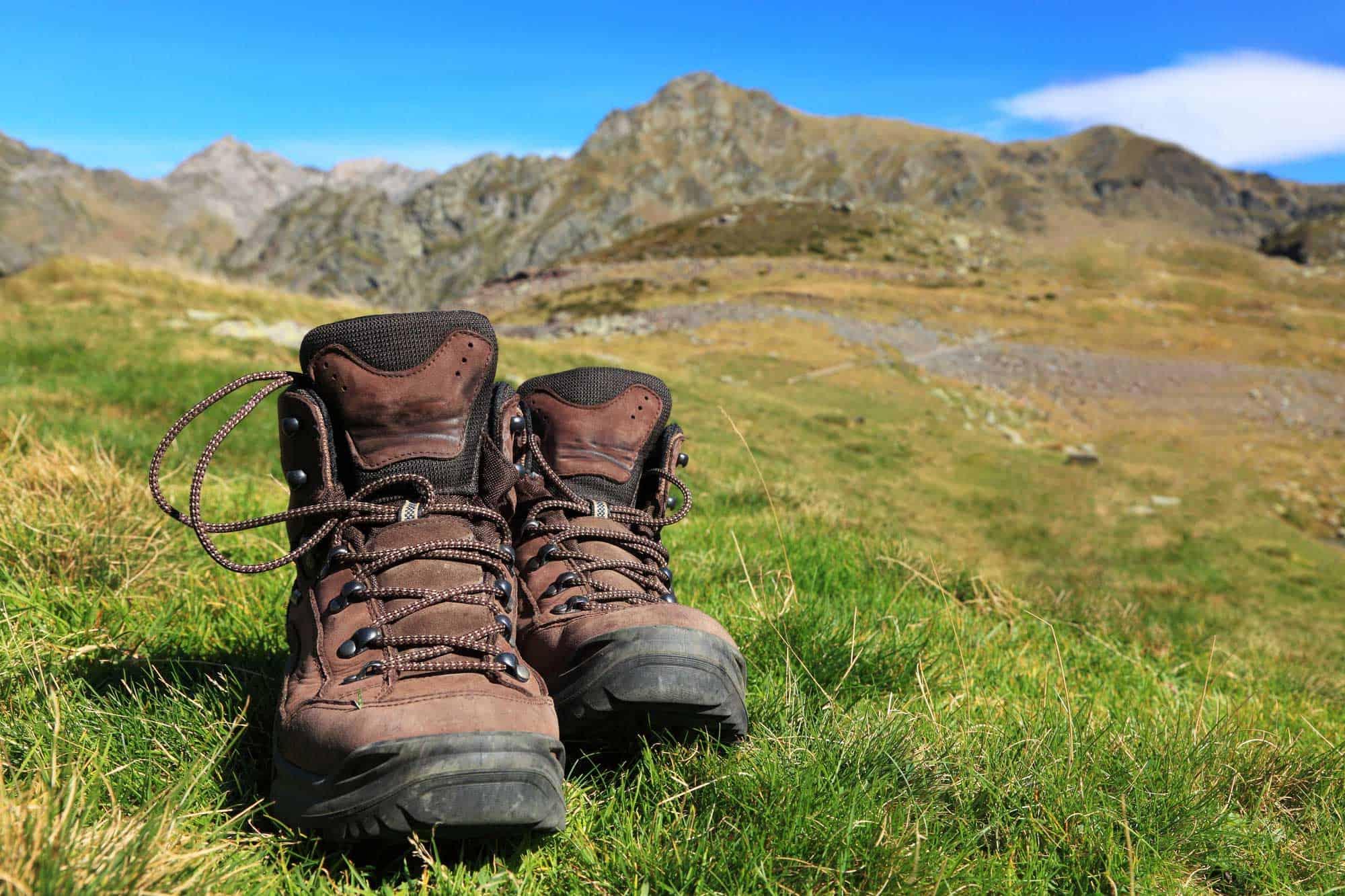Hoe kies je de juiste wandelschoenen.
