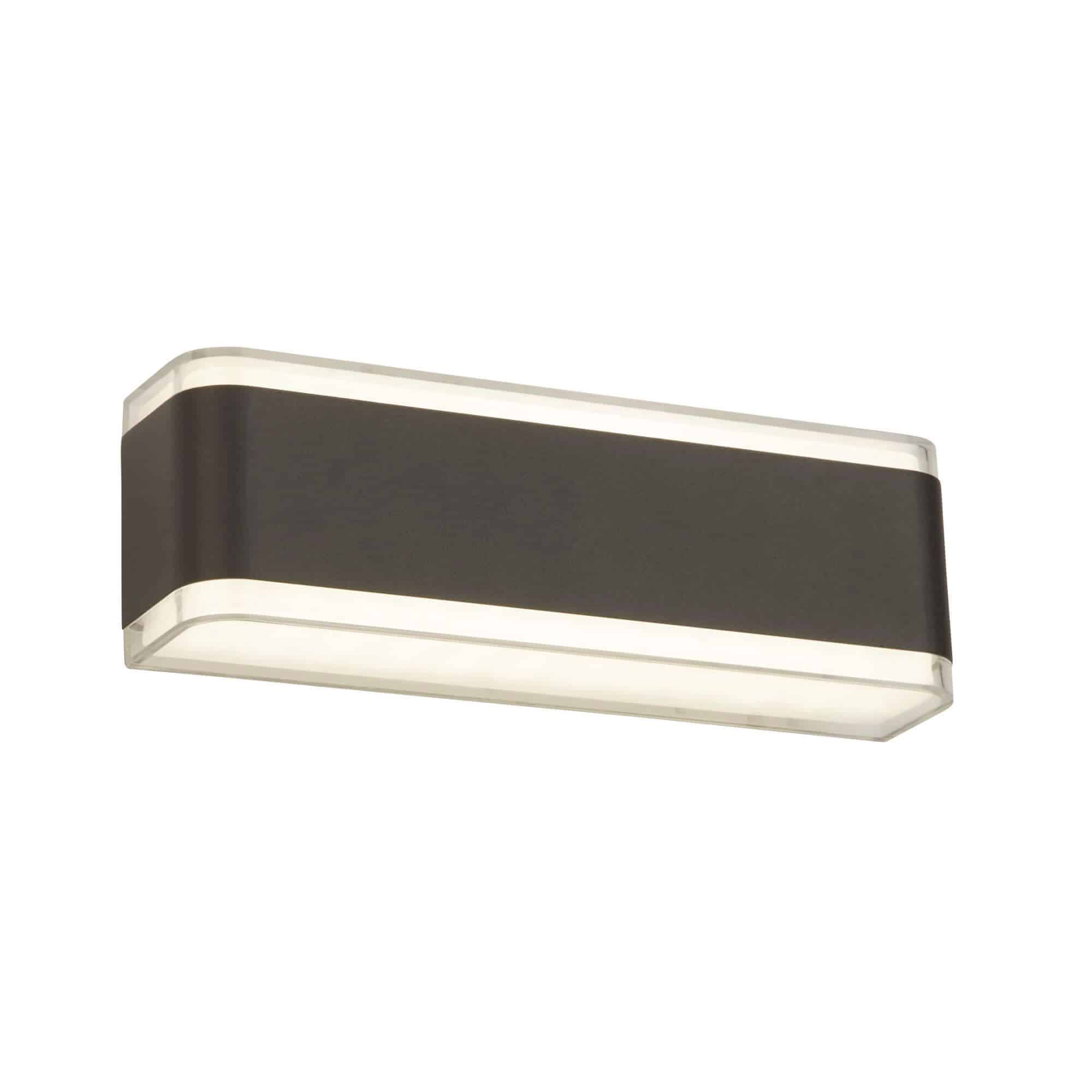 3671GY – Searchlight LED Dark Grey Outdoor Wall Light