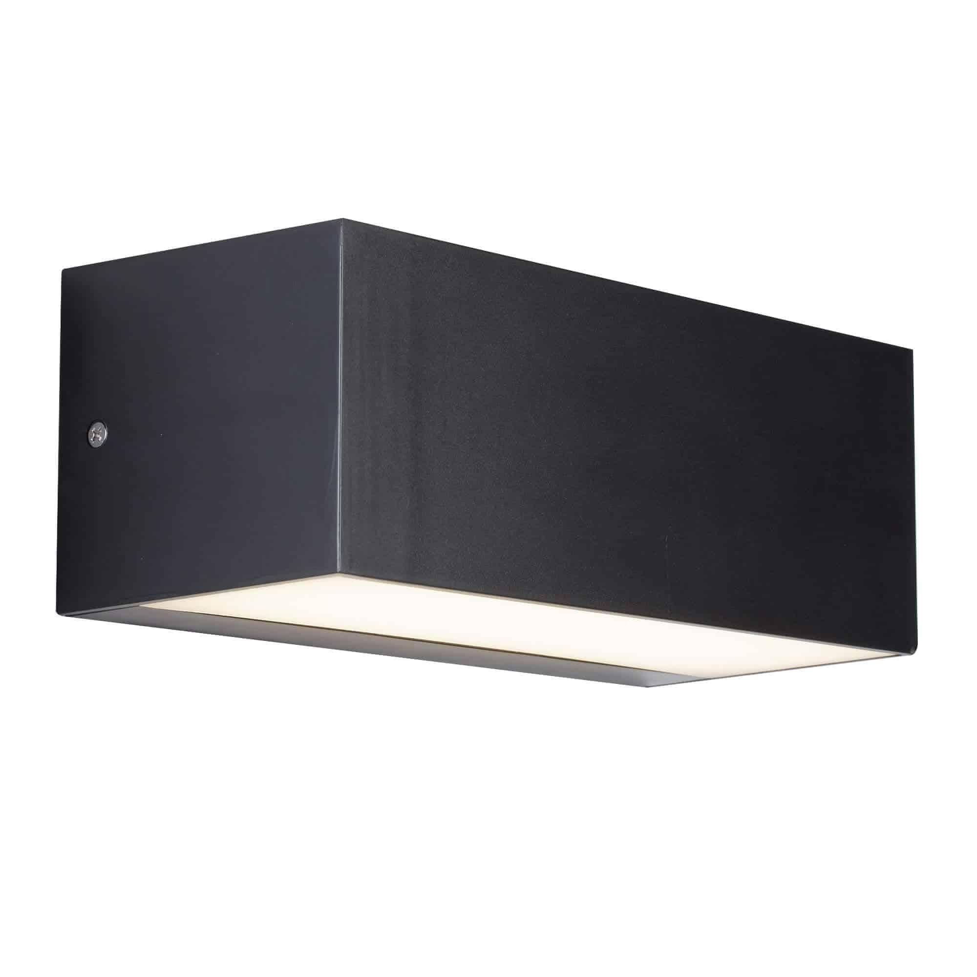 8735GY – Searchlight LED Dark Grey Outdoor 1 Light Wall Bracket (22Cm)