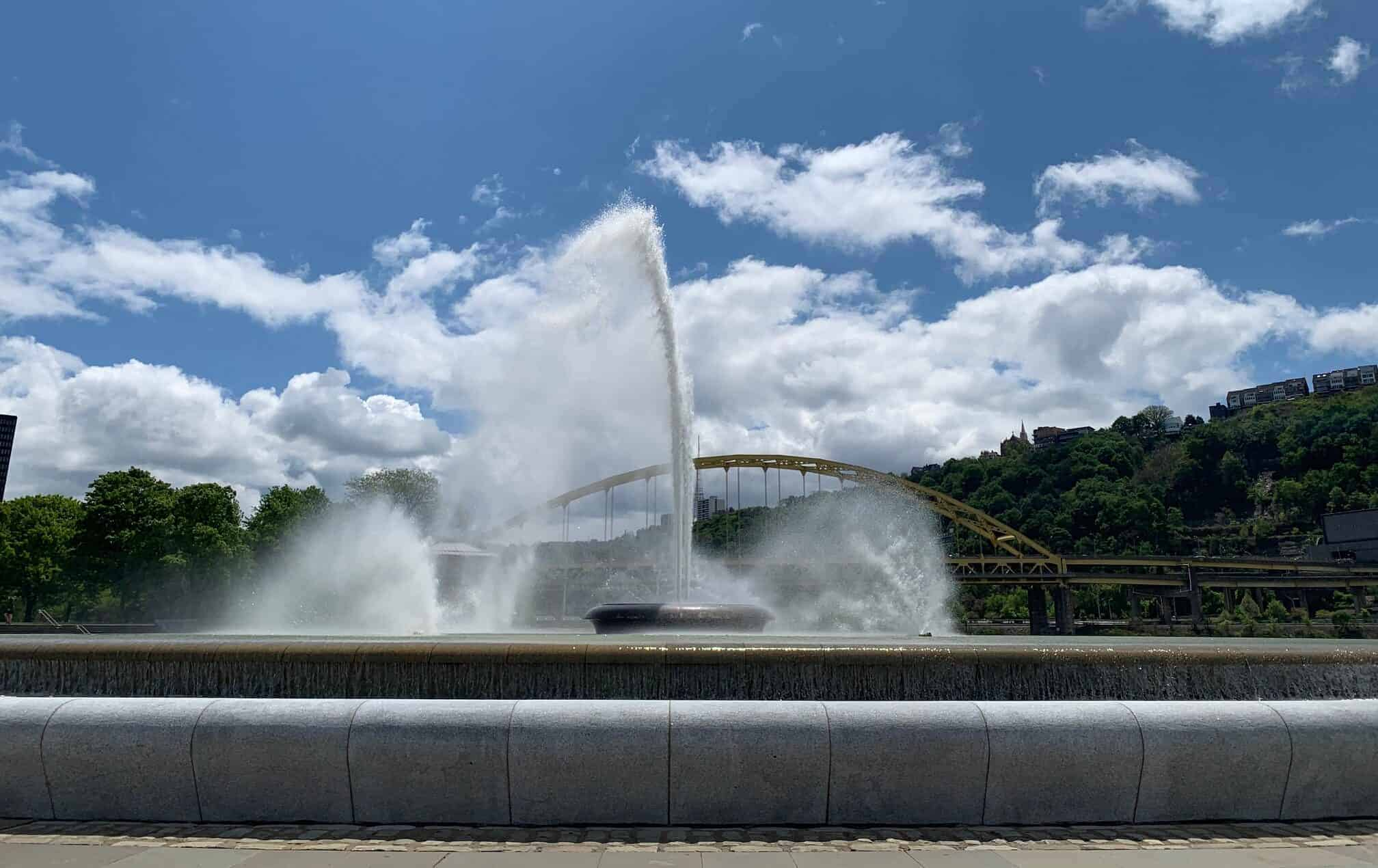 point state park pittsburgh fountain header
