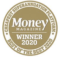 Money Magazine winner 2020 logo