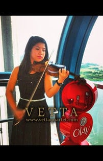 Olay Private Event at Singapore Flyer