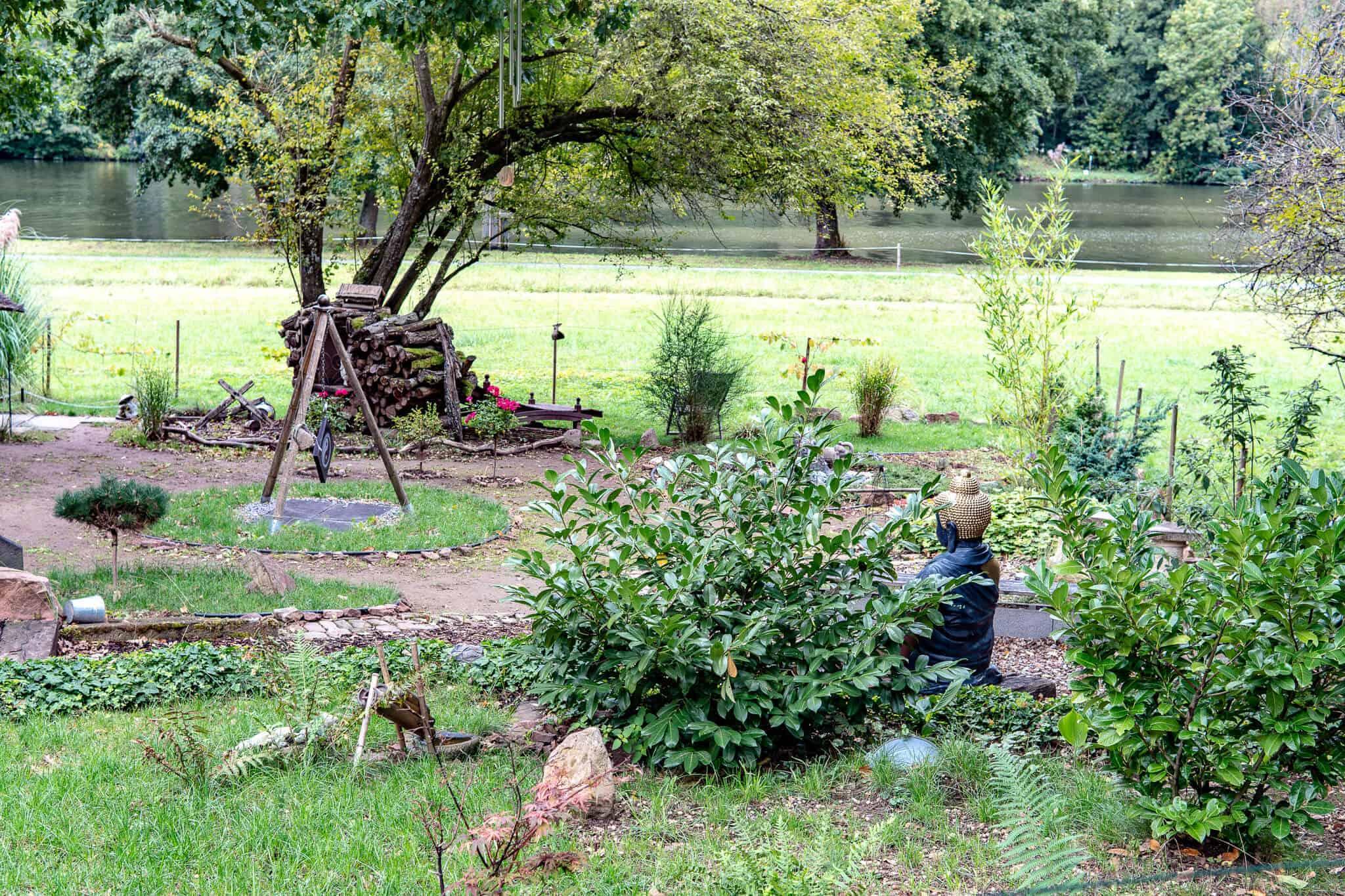 Shangri-La Garten