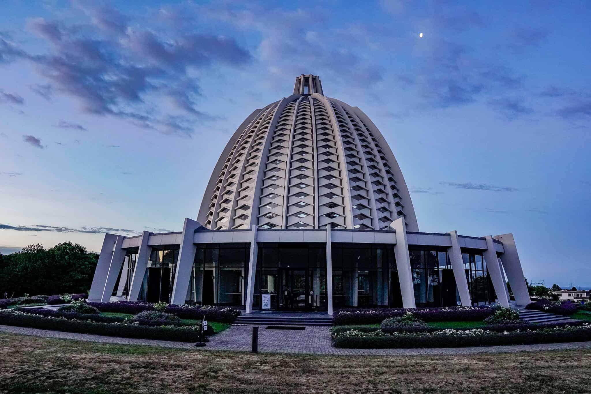 Bahá'í-Haus der Andacht