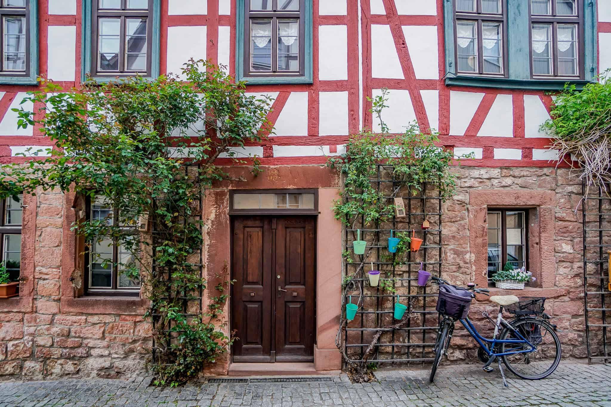 Fachwerkhaus Michelstadt