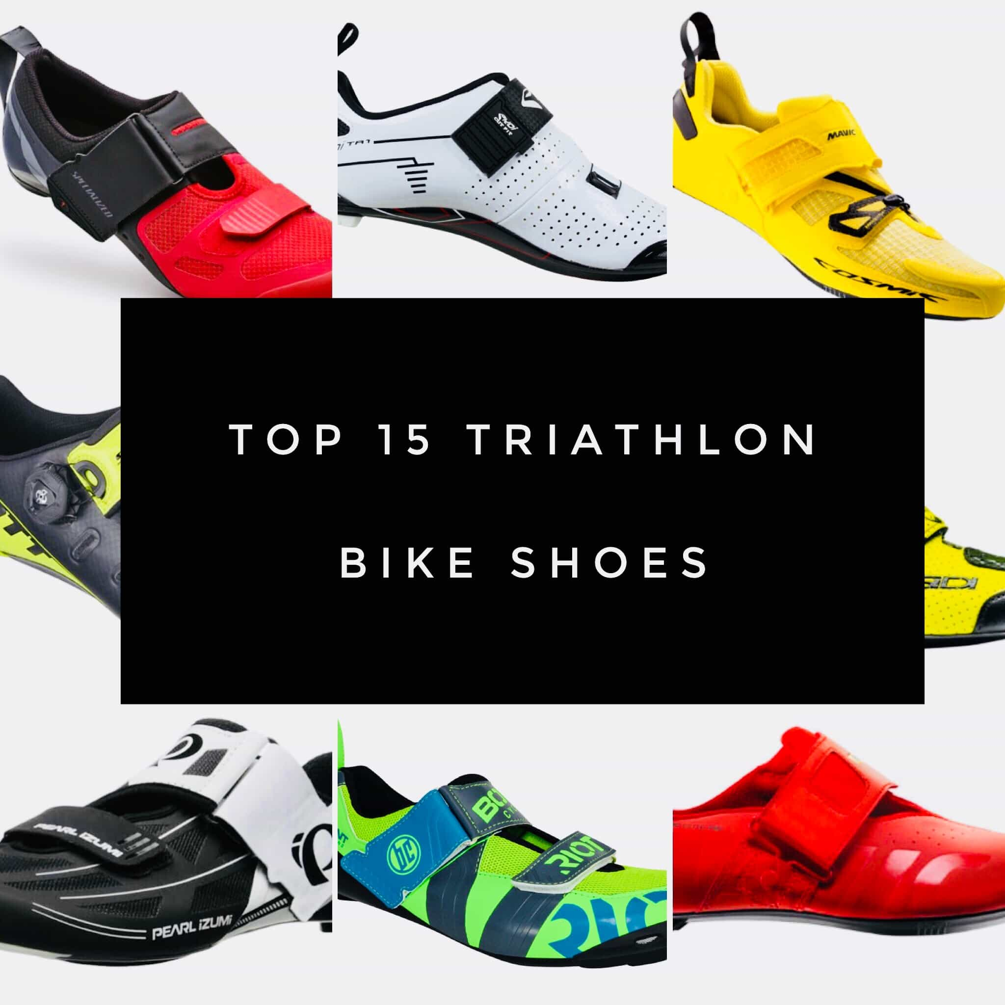 Round up of the best Triathlon Cycling Shoe