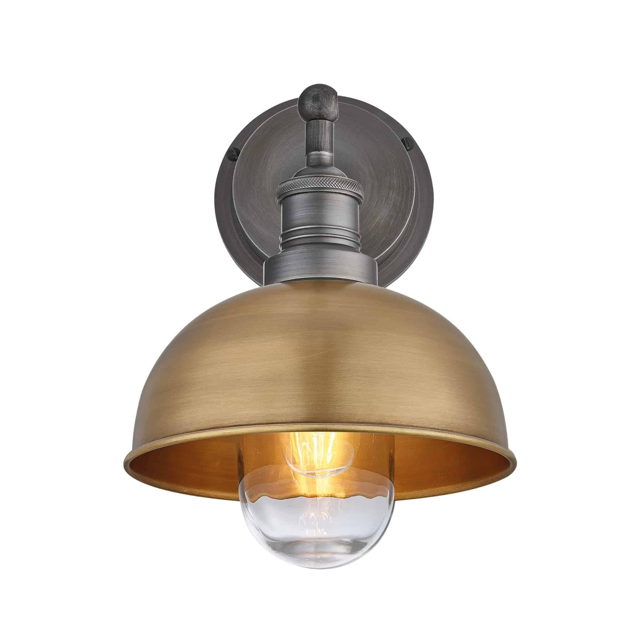 Industville BR-IP65-DWL8-B-PH IP65 Wall Light