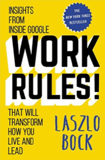 Google Management: Laszlo Bock's book work rules is a great source of information on management at Google