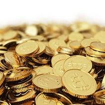 Gold, Bitcoin