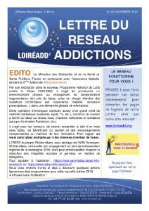 Newsletter Loireadd numéro 120 – Novembre 2018