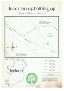 location squire of glens wood