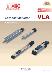 THK_Actuator_VLA_Modeli
