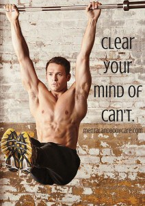 clear your mind of can't - work out motivation