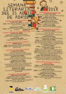 literary week in El Cotillo