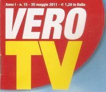 """Attivato """"Vero TV"""" sul canale 137 del digitale terrestre, al via il 28 Maggio   Digitale terrestre: Dtti.it"""