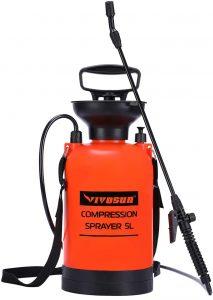 VIVOSUN 1.3 Gallon Pump Pressure Sprayer