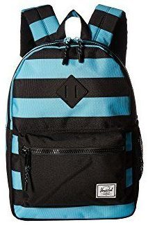 Kids can use this herschel backpack for many years.
