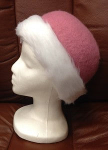 Pink Vail hat 2015 a