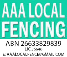 AAA Local Fencing