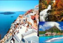 Breathtaking places you must visit before you die