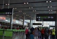 Departure Gates Dublin Airport - The Irish Place
