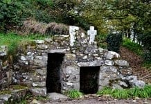 St. Declans Holy Well, Ardmore, Co. Waterford - The Irish Place