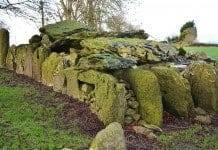 The Labbacallee Wedge Tomb which is the largest example of its type in Ireland - The Irish Place