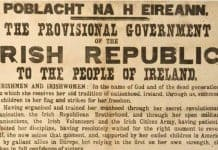 The Irish Proclamation of Independence - The Irish Place