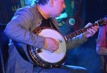 Cathal Hayden on Banjo at The Doolin Folk Festival 2016 - The Irish Place #doolinfest