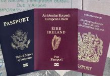 Irish Passport - The Irish Place