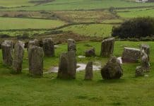 Drombeg Stone Circle - The Irish Place